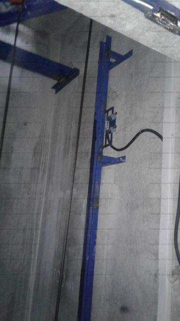 Подъемник вместо лифта, в готовую шахту, глухая шахта, лифтовая шахта, подъемник шахтный в лифтовую шахту